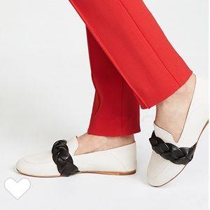 NEW Rachel Zoe Dakota Braided Convertible Loafers